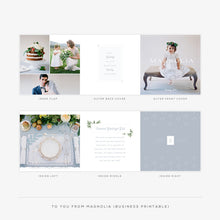Load image into Gallery viewer, Magnolia Holiday Printable