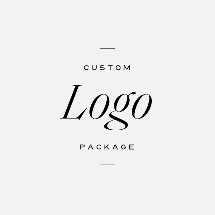 Custom Logo Package