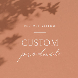 Custom Product - Project Love Co. #4
