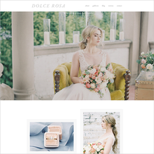 Load image into Gallery viewer, Dolce Rosa ProPhoto 7 Template