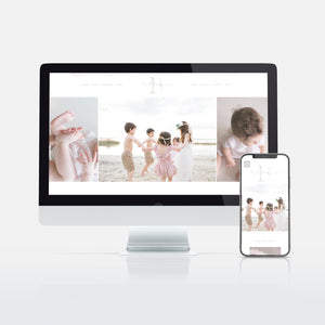 Belle Mere Website Template