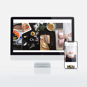 Vivi Website Template