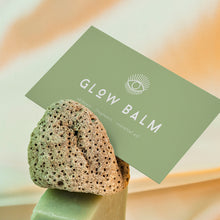 Load image into Gallery viewer, Glow Balm Logo Template