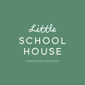 Little Schoolhouse Logo Template