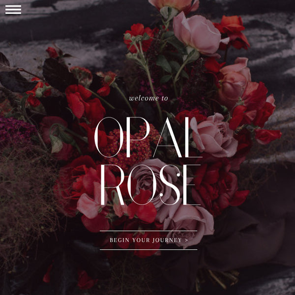 Opal Rose ProPhoto 7 Template
