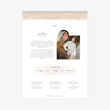 Load image into Gallery viewer, Terra Blossom Squarespace Collection