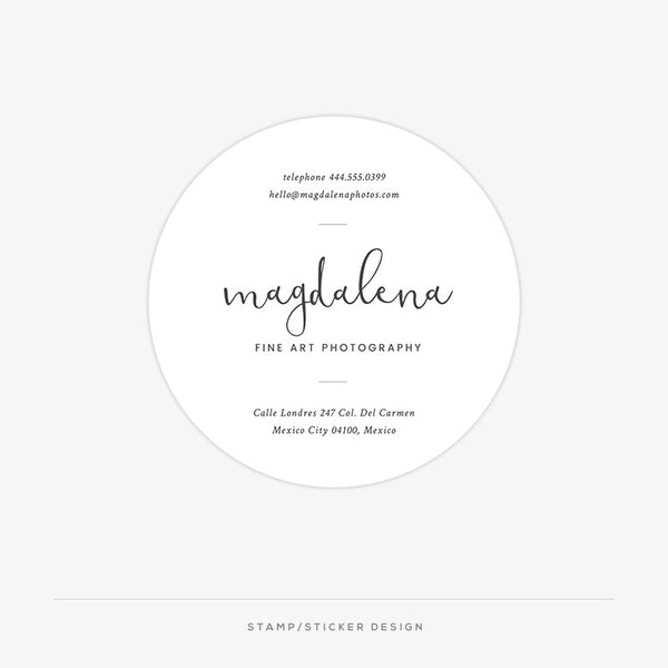 Magdalena Welcome Packet