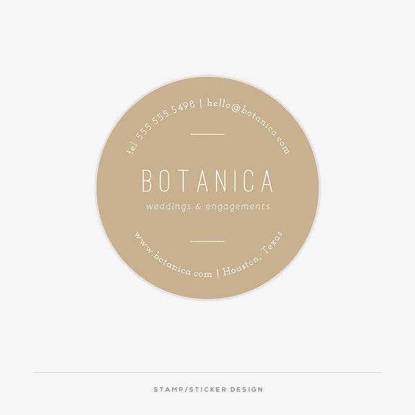 Botanica Welcome Packet