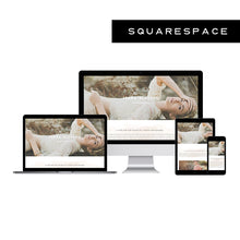 Load image into Gallery viewer, Terra Blossom Squarespace Template