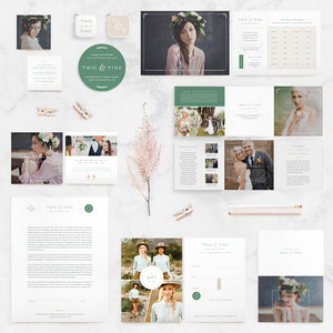 Twig & Pine II Welcome Packet
