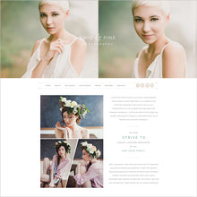 Load image into Gallery viewer, Twig & Pine ProPhoto 7 Template