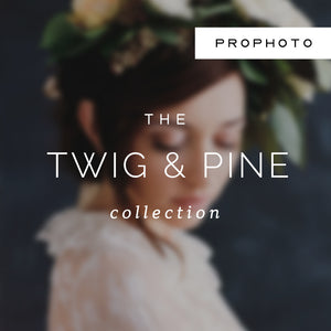 Twig & Pine ProPhoto 7 Collection