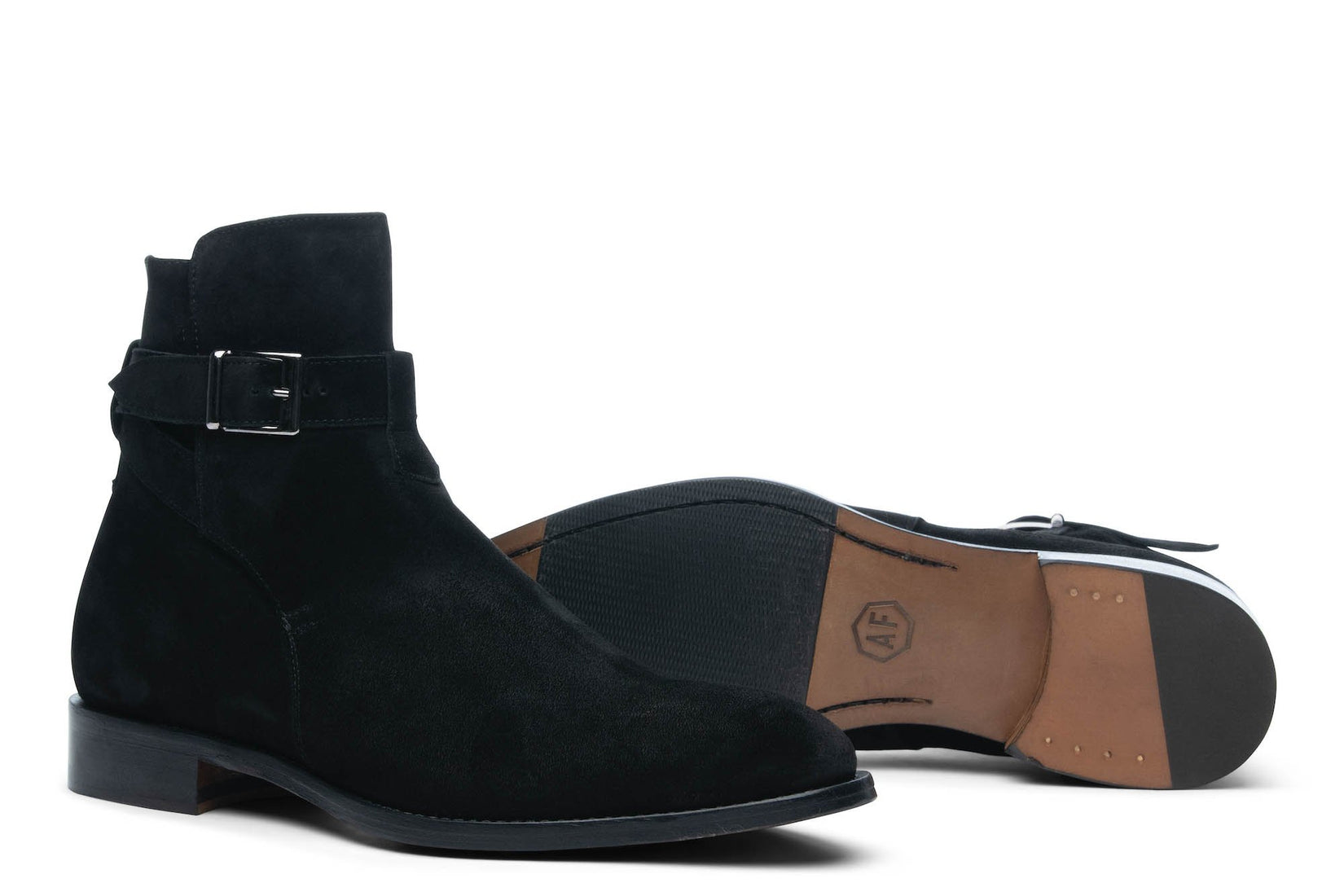 Friday Jodhpur Boot in Black