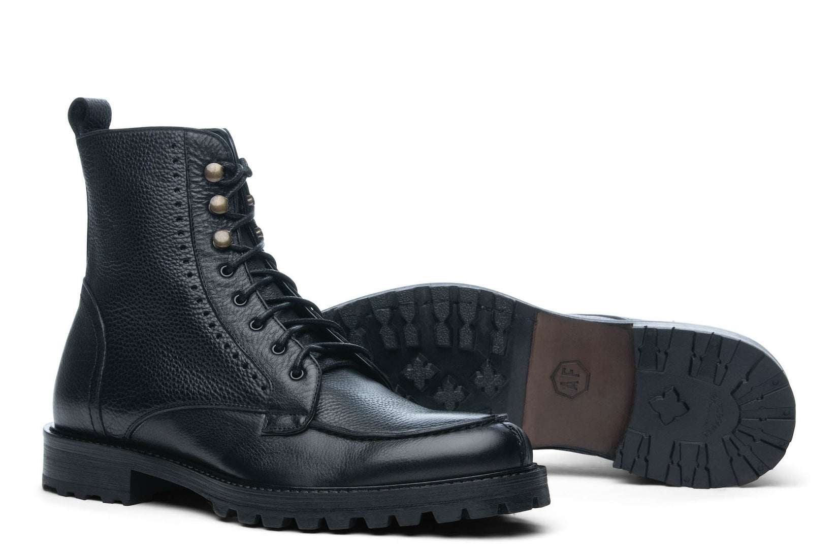 Tuesday Split Toe Boot Black