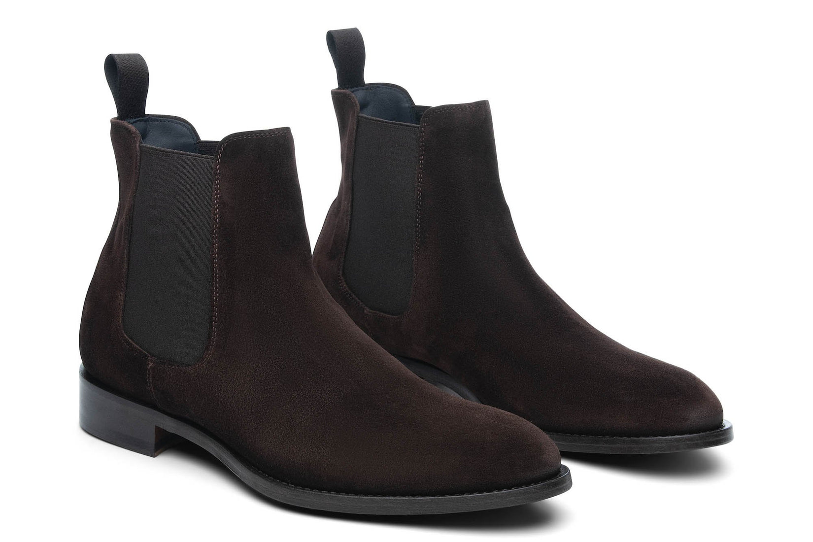 Wednesday Chelsea Boot Dark Brown