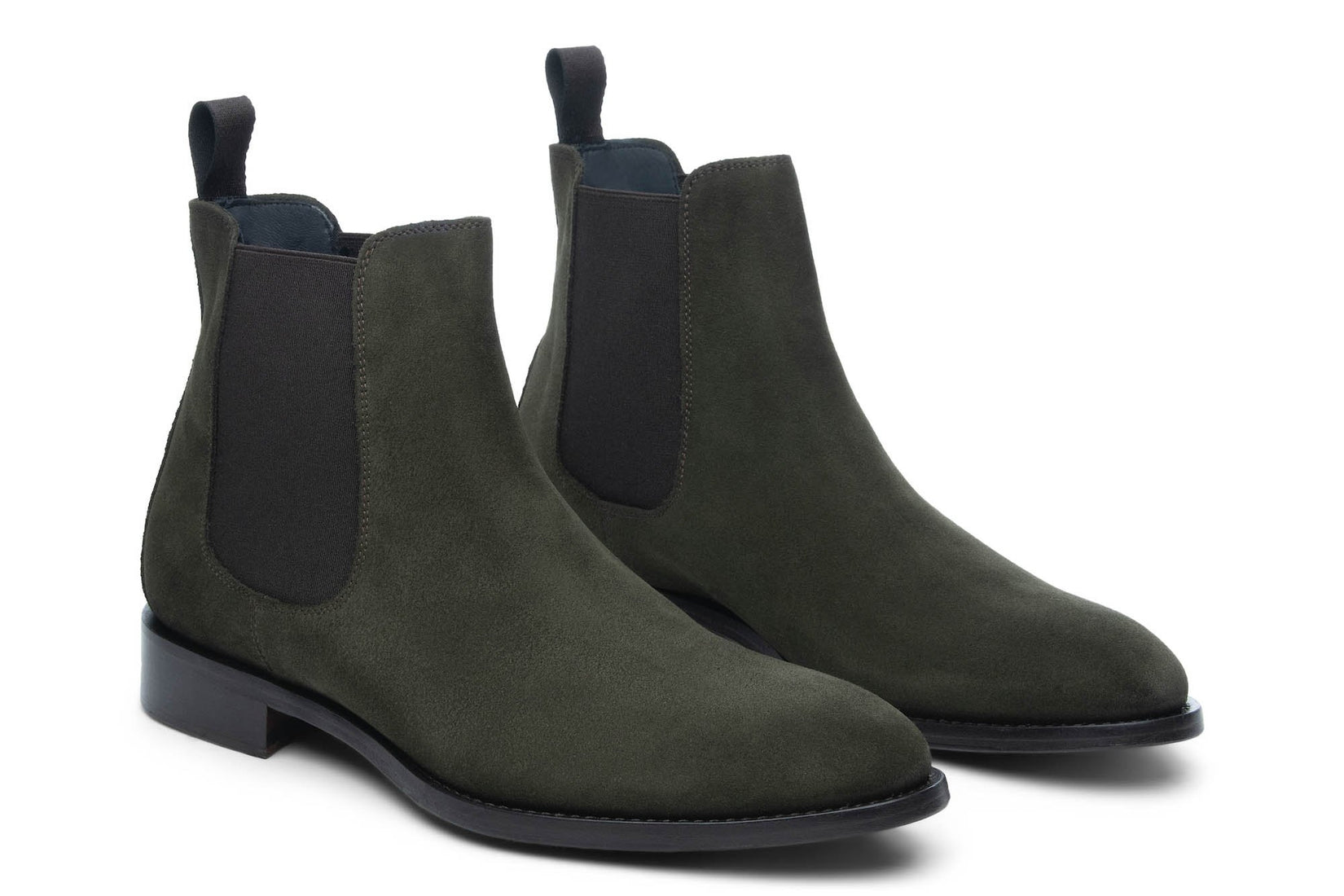 Wednesday Chelsea Boot in Forest (FINAL SALE)
