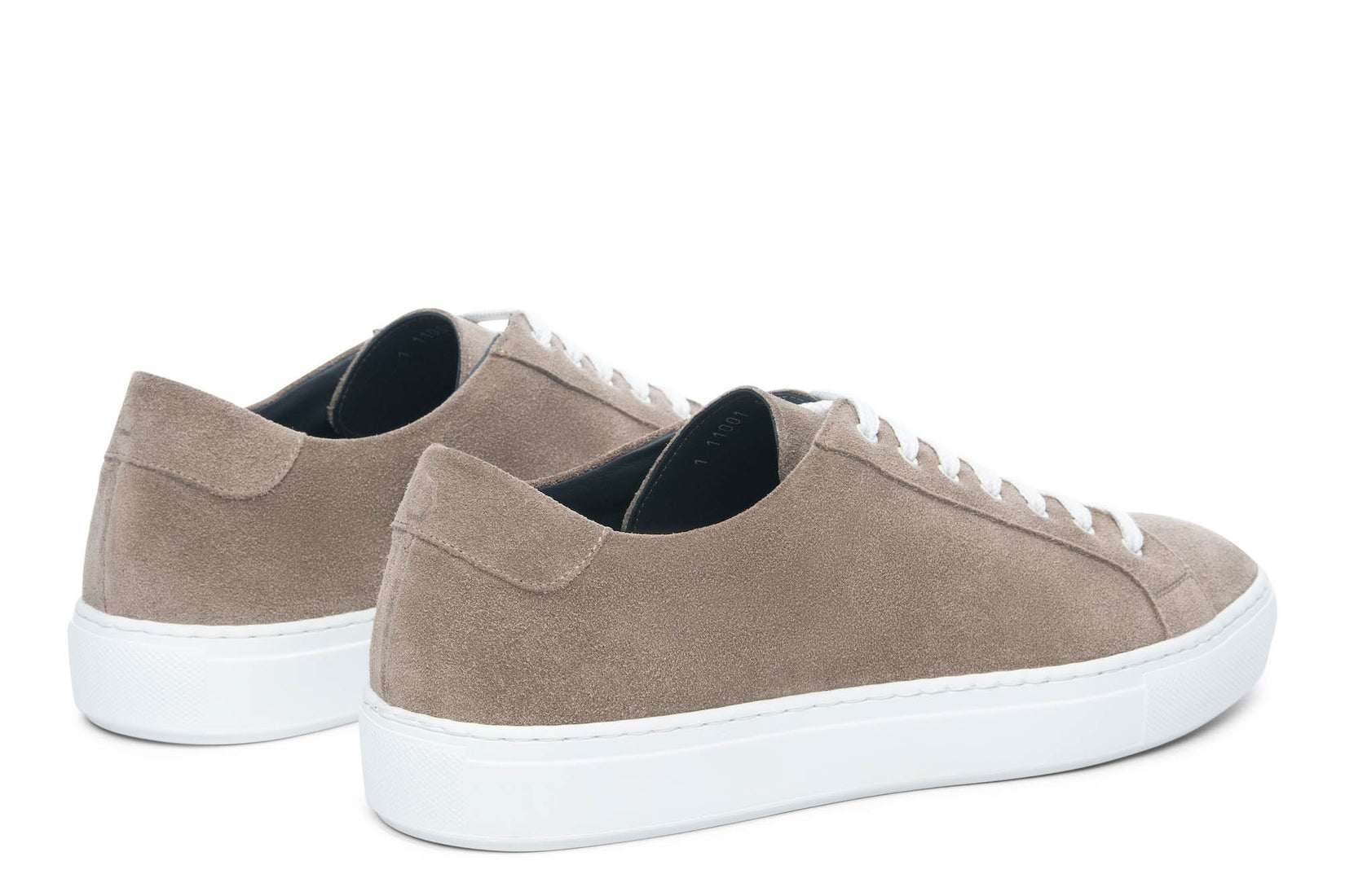 Saturday Lace-Up Sneaker in Taupe