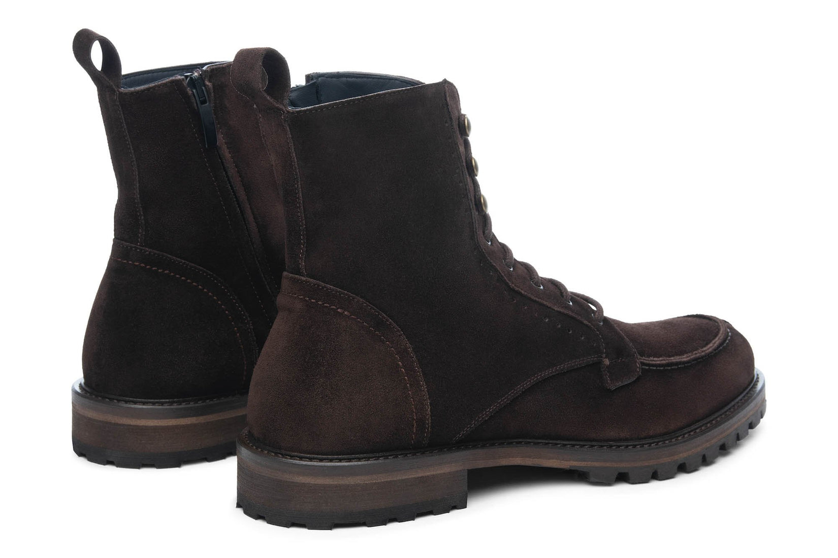 Tuesday Split-Toe Boot in Espresso
