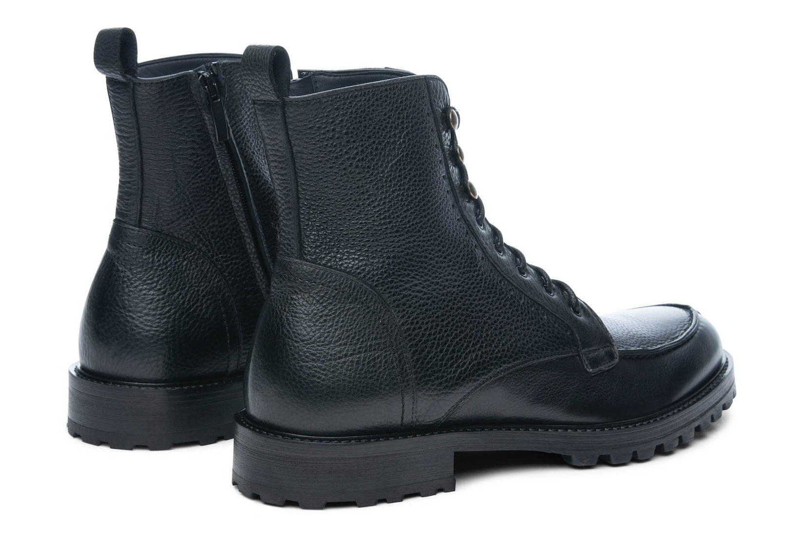 Tuesday Split-Toe Boot in Black