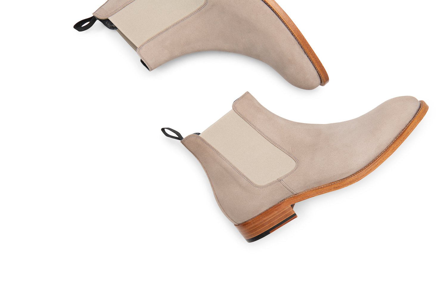 Wednesday Chelsea Boot Taupe