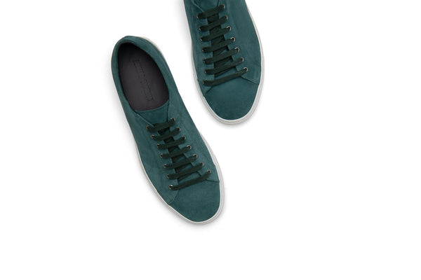 Saturday Lace-Up Sneaker Teal