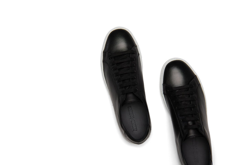 Saturday Lace-Up Sneaker Black