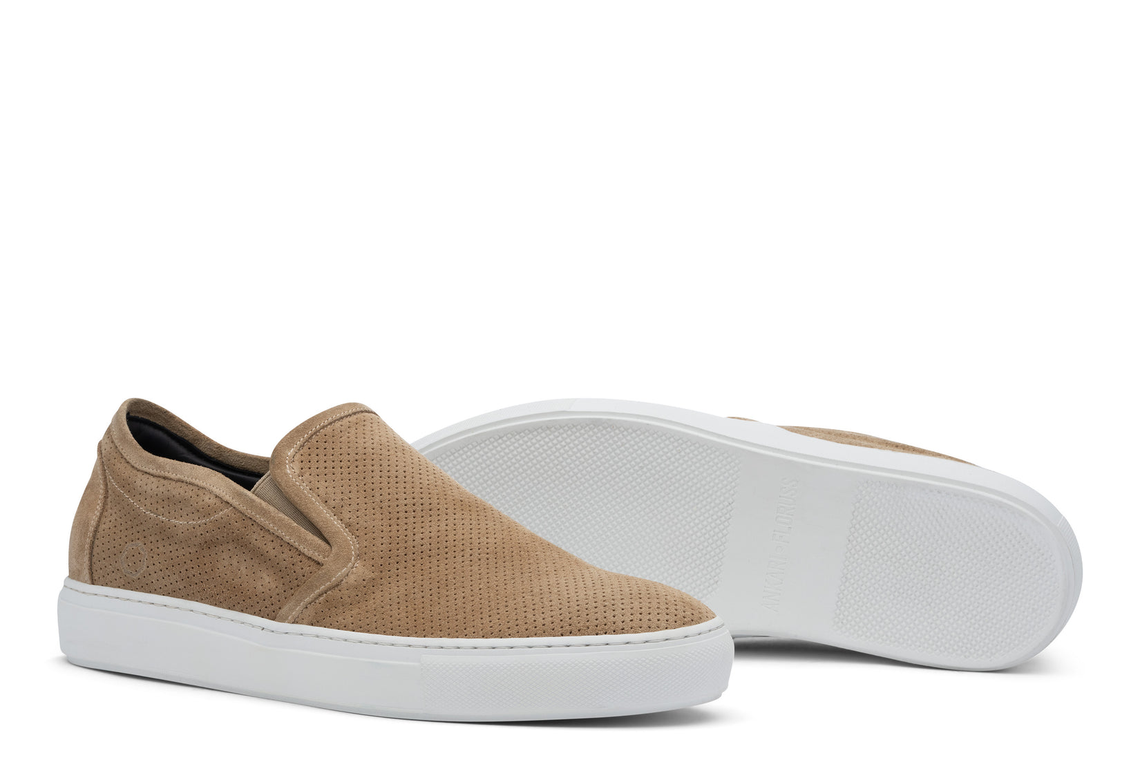 Tuesday Slip On Sneaker Beige