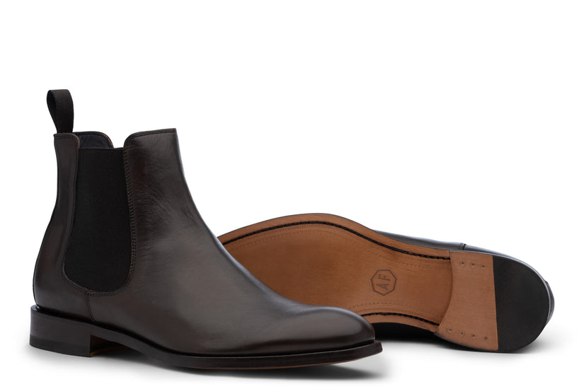 Wednesday Chelsea Boot Espresso