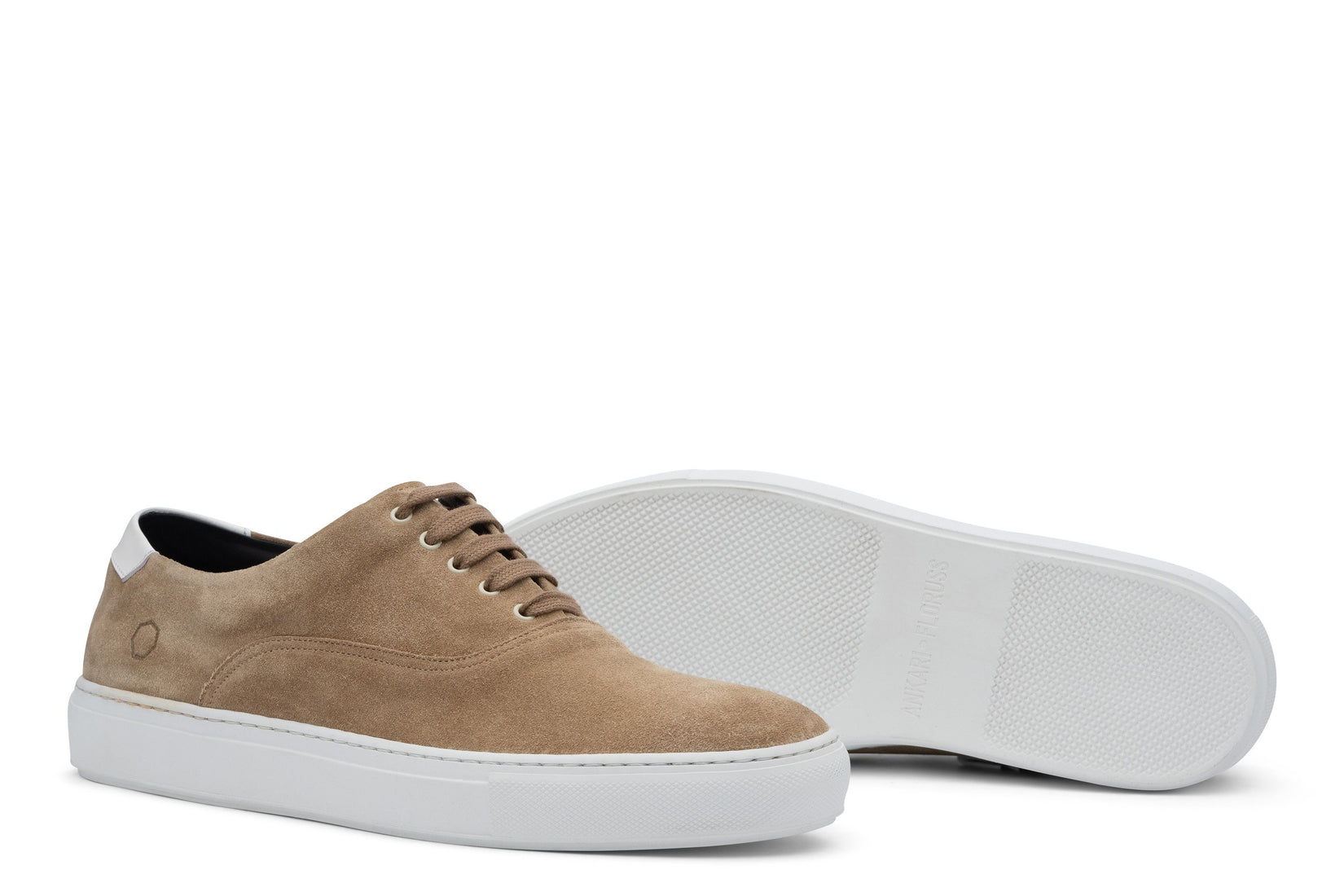 Sunday Skater Sneaker in Beige