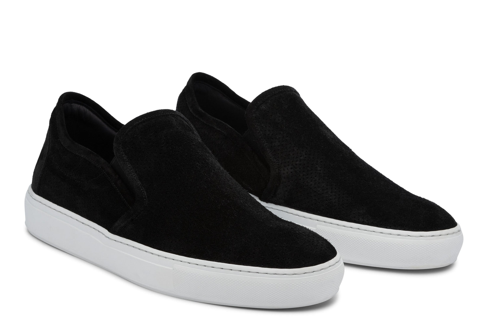 Tuesday Slip-On Sneaker in Black