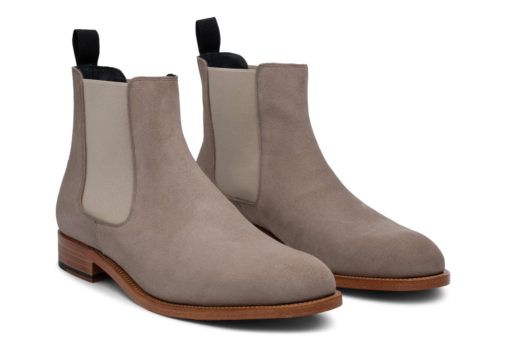 Wednesday Chelsea Boot in Taupe