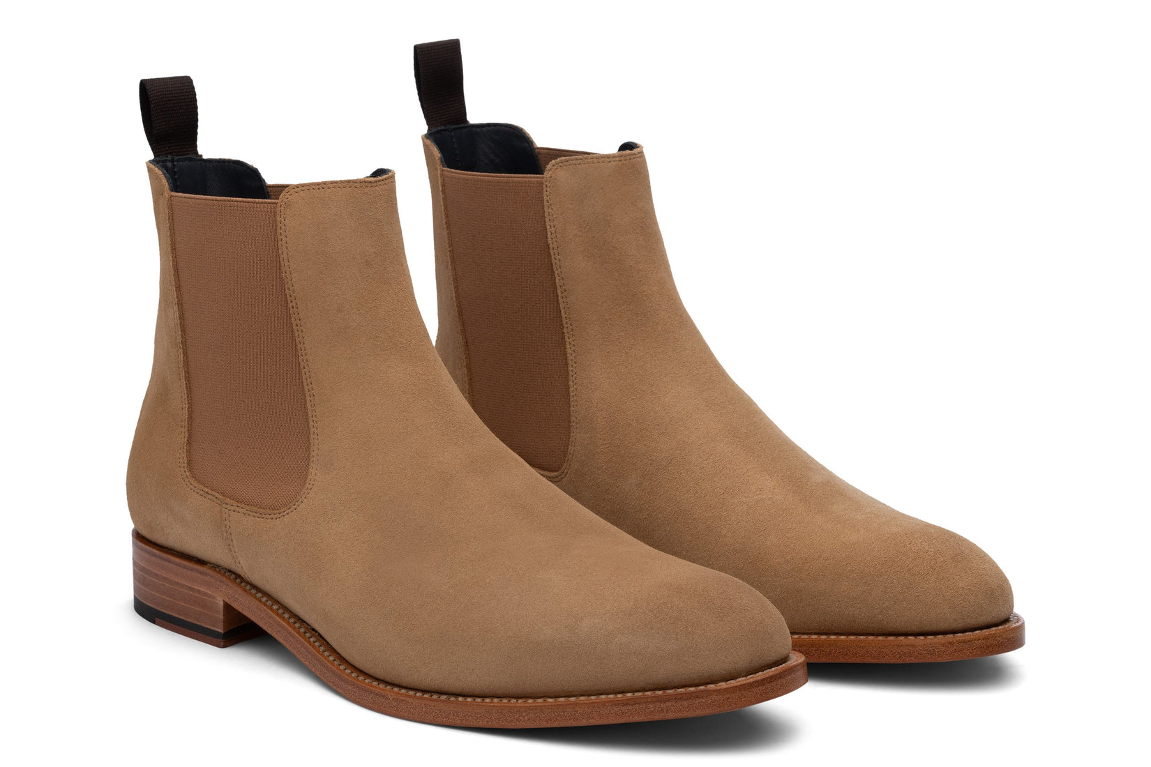 Wednesday Chelsea Boot in Camel