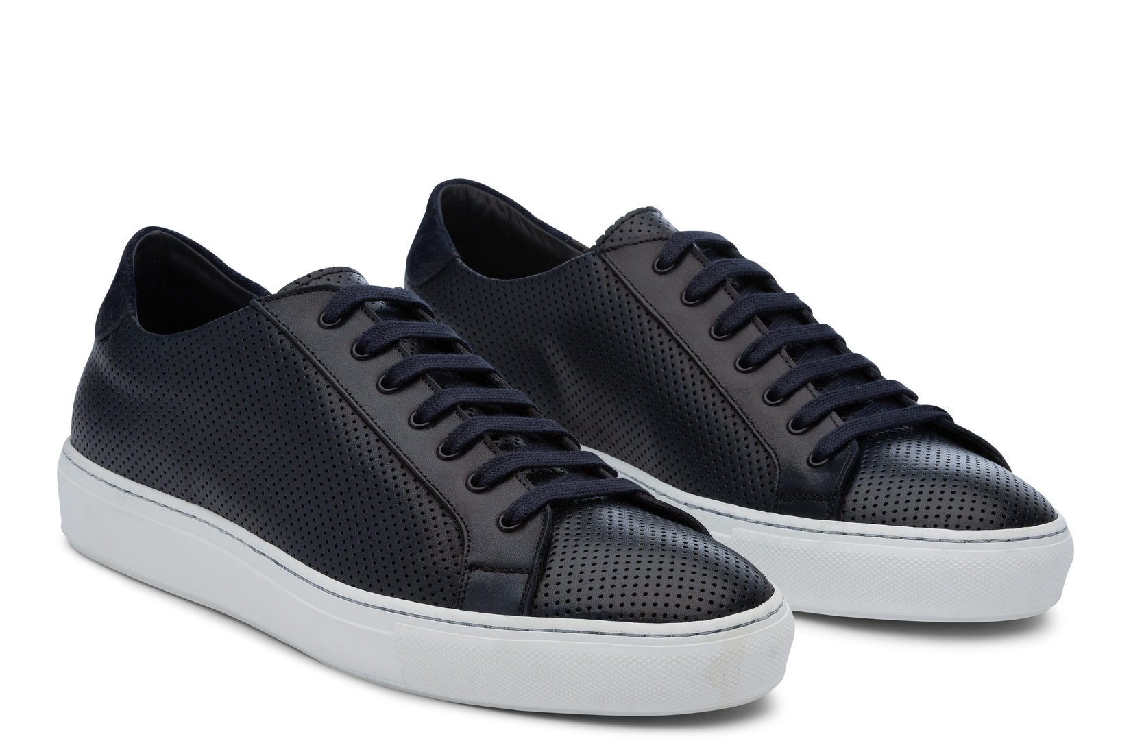 Saturday Lace-Up Sneaker Dark Navy