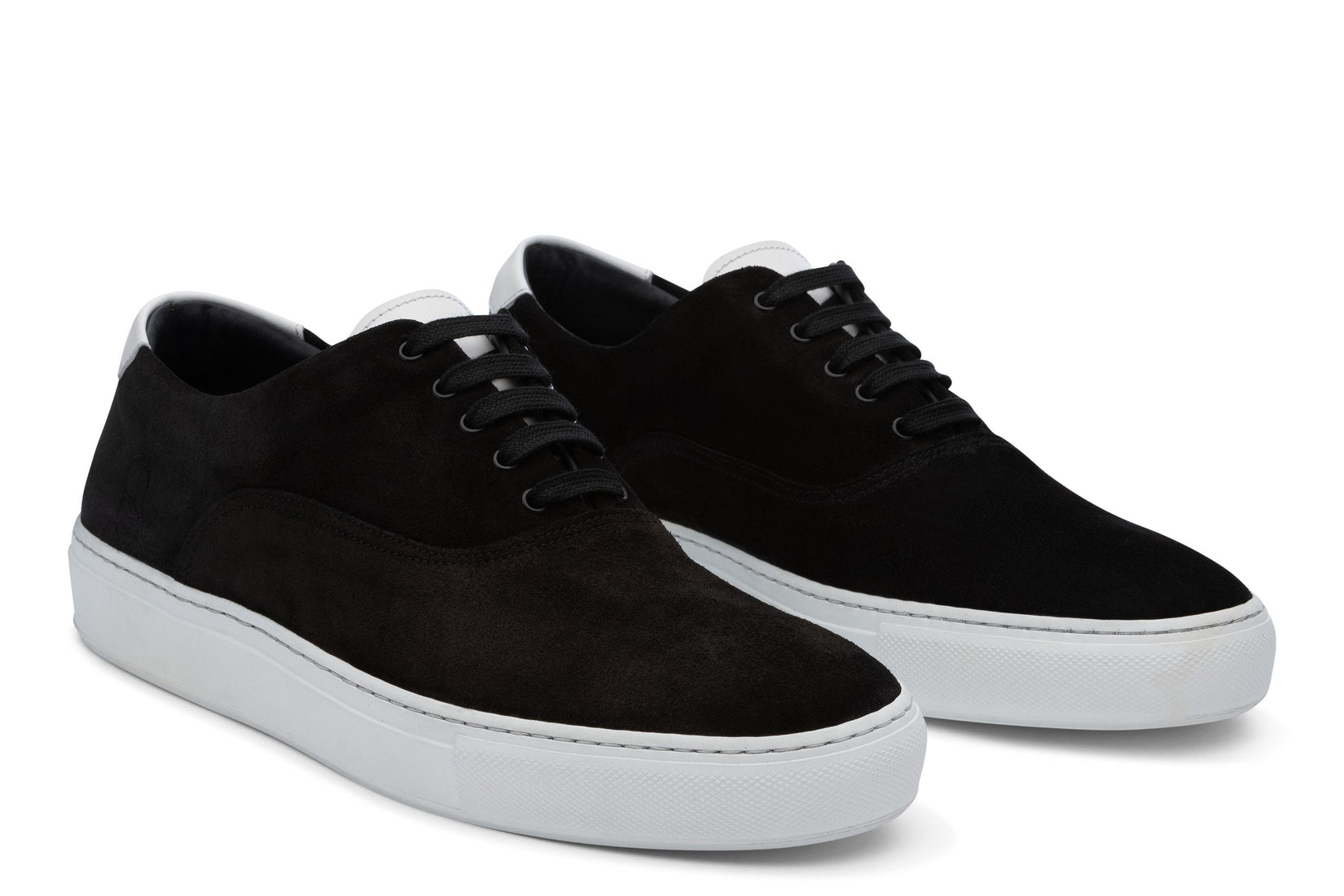 Sunday Skater Sneaker in Black