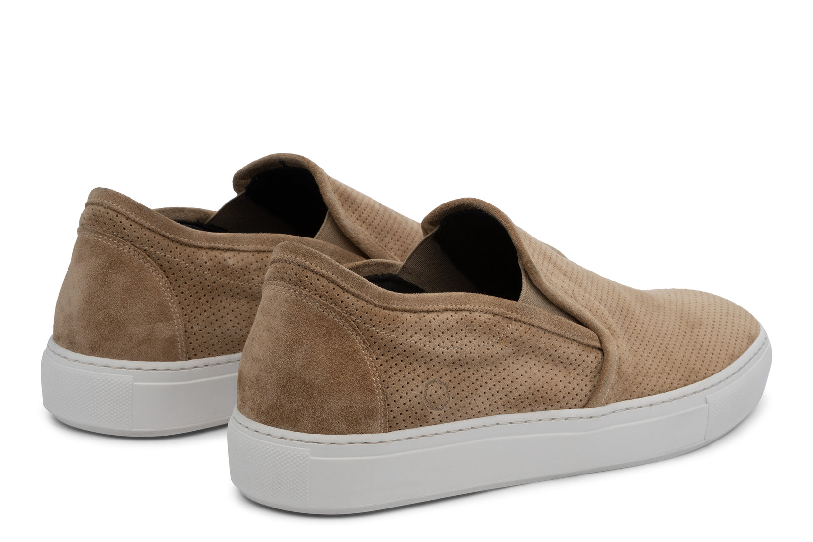 Tuesday Slip-On Sneaker in Beige (FINAL SALE)