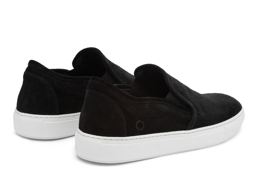 Tuesday Slip On Sneaker Black