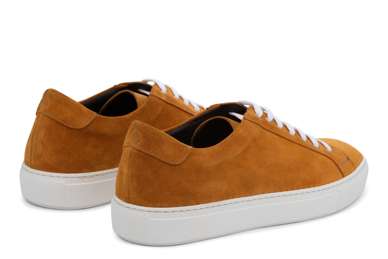 Saturday Lace-Up Sneaker Marigold