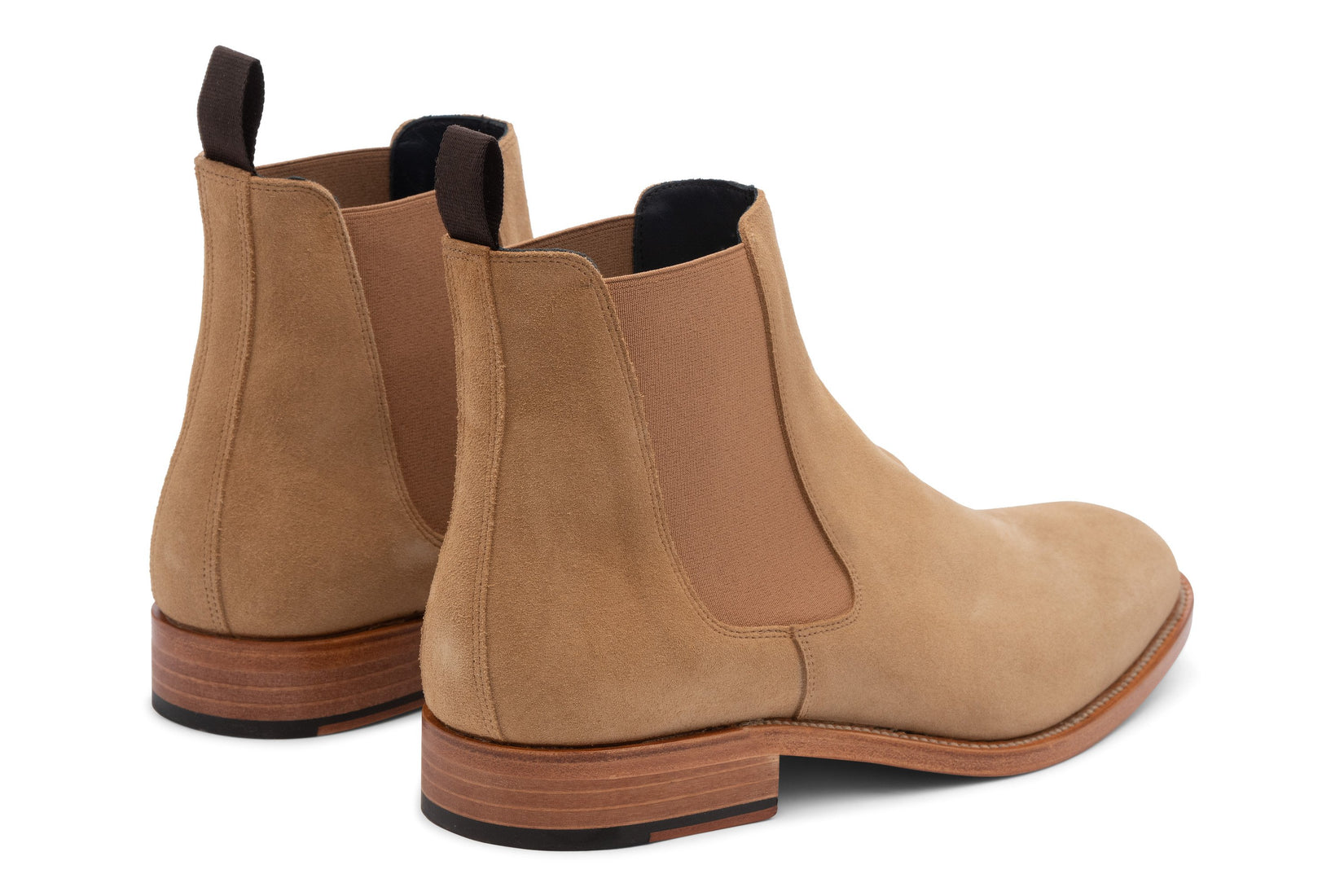Wednesday Chelsea Boot Camel