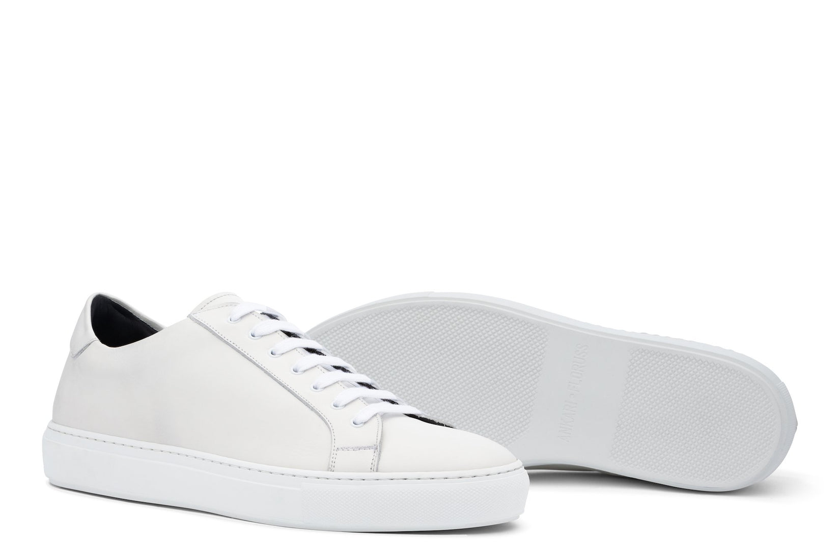 Saturday Lace-Up Sneaker in White