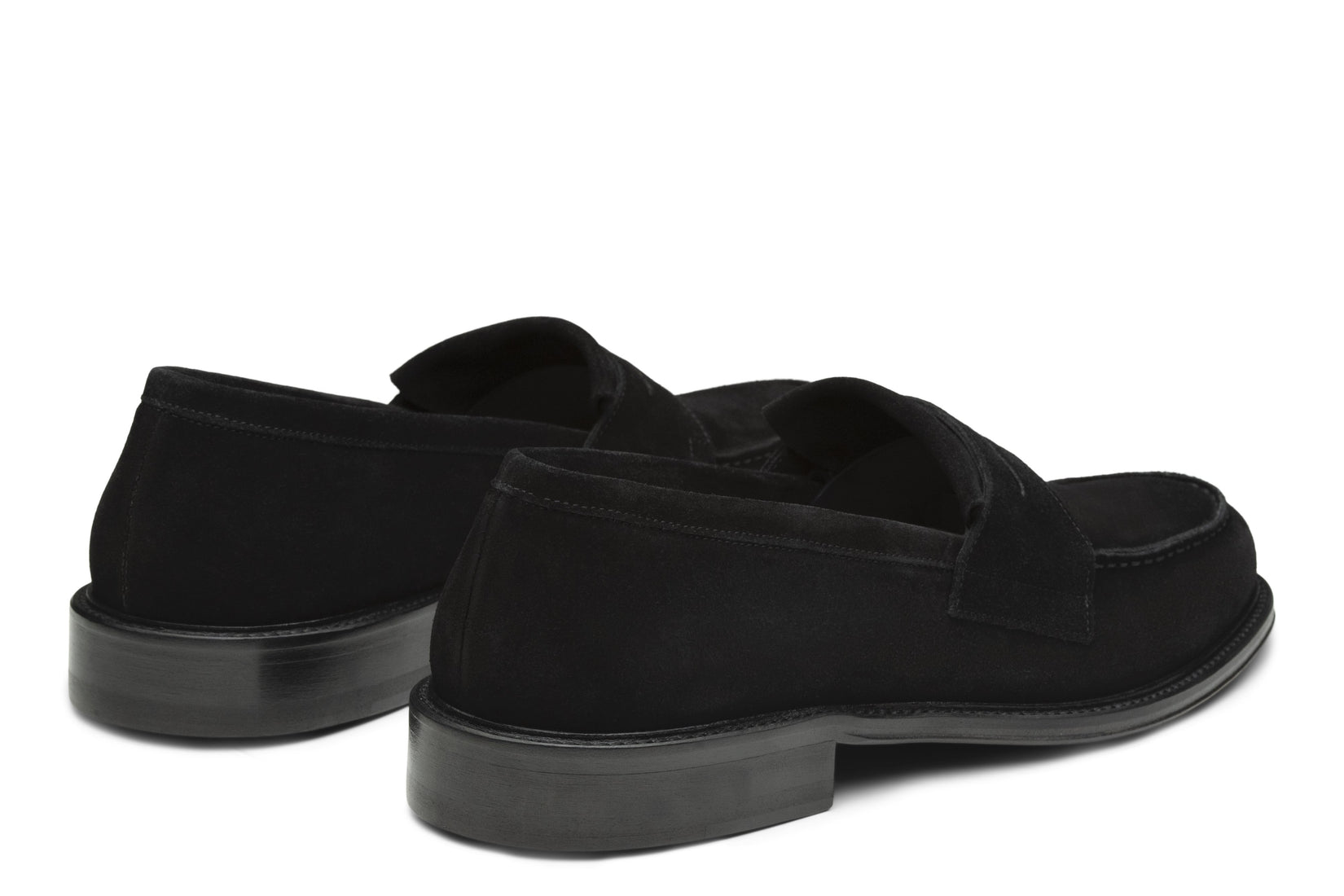 Monday Penny Loafer in Black