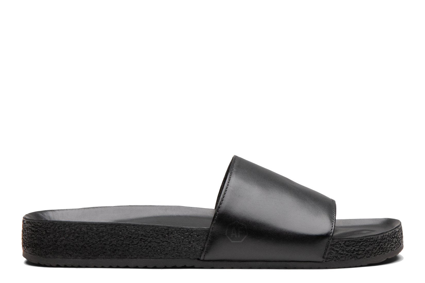 Slide Sandal in Black (FINAL SALE)