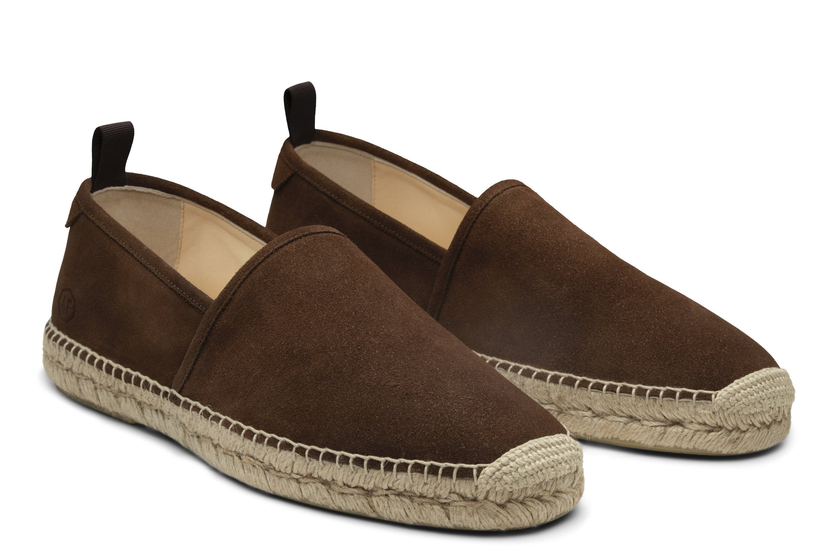 Espadrille in Chocolate