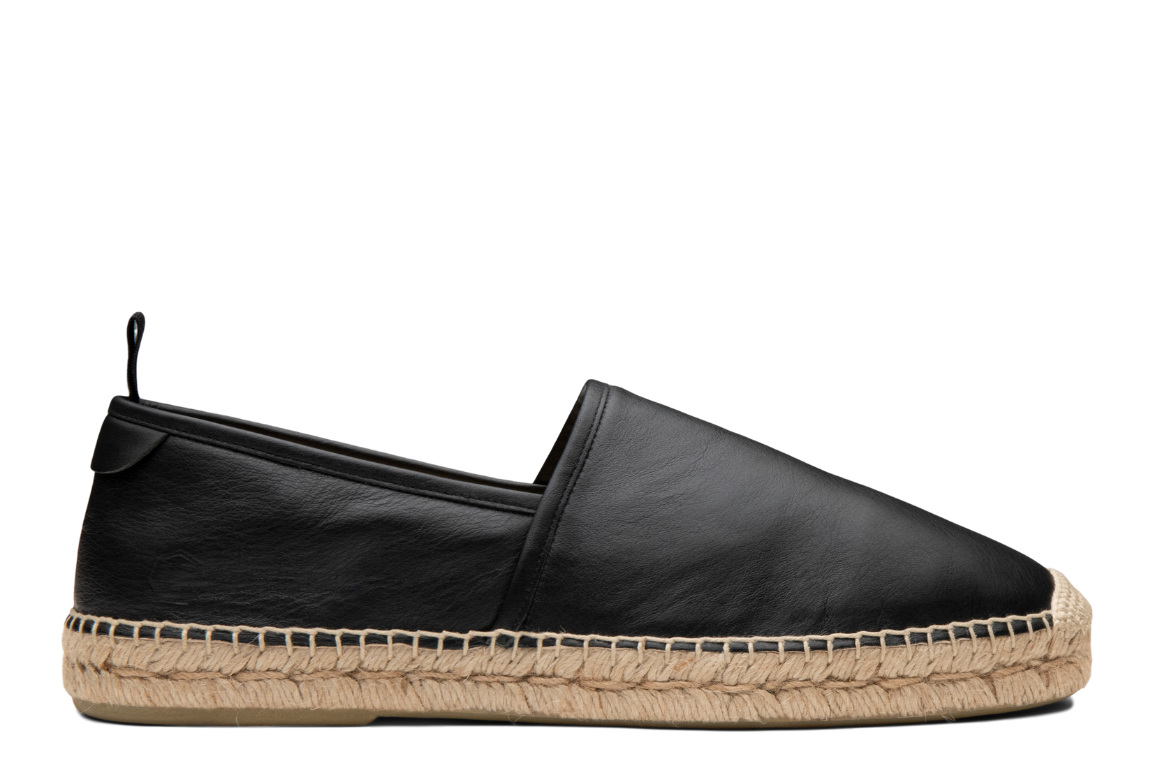 Espadrille in Black