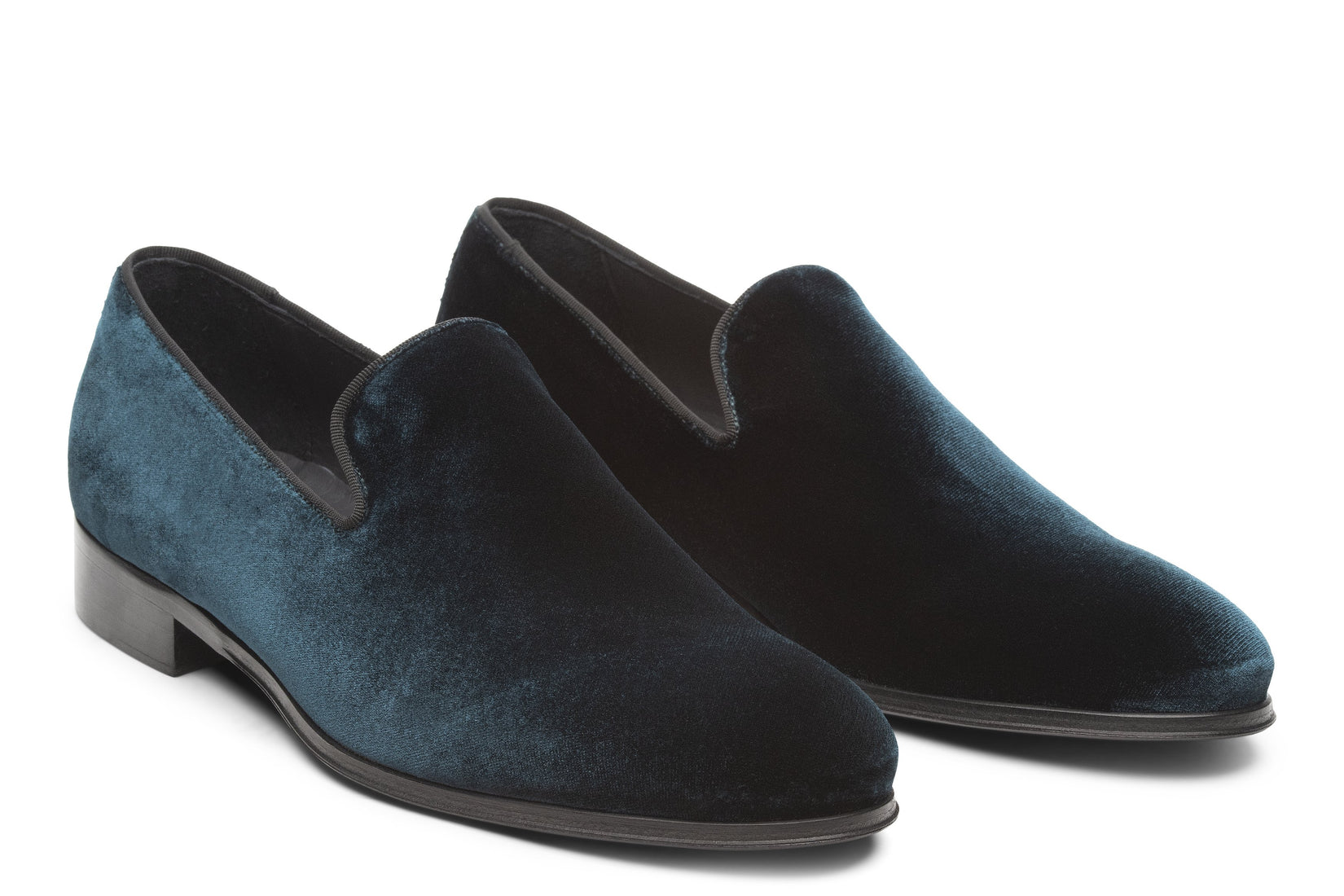 Smoking Slipper in Emerald