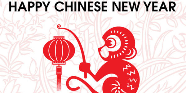 Happy Chinese New Year - GONGXI FACAI - 恭喜发财