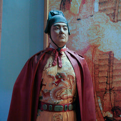 Admiral Zheng He, one of Yunnan Province's most famous locals and perhaps China's greatest navigator and explorer.