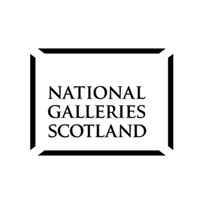 PekoeTea Edinburgh National Galleries of Scotland Logo