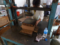 Tea Brick Factory