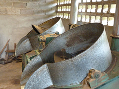 Tea Rolling Machines used for Golden Snow