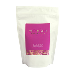 PekoeTea Edinburgh Earl Grey Tea 250g Re-sealable Pouch